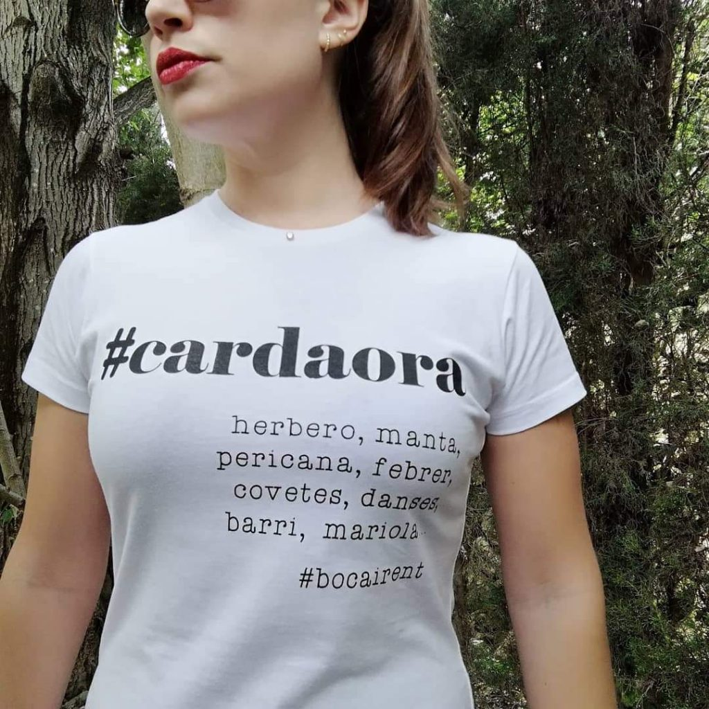 samarreta cardaora timonet wear bocairent