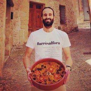 arròs al forn timonet wear samarreta