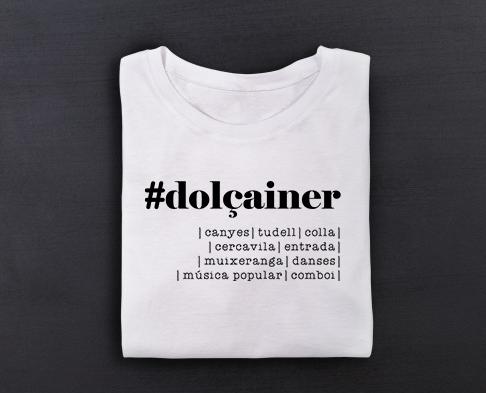 samarreta dolçainer