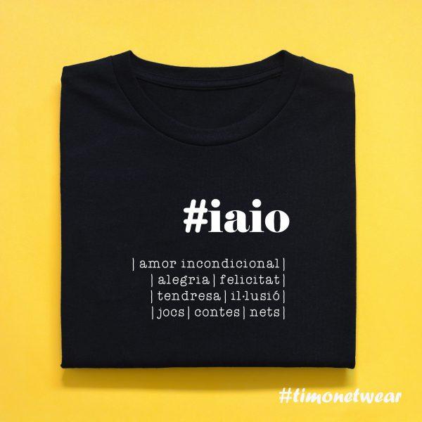 samarreta #iaio timonet wear