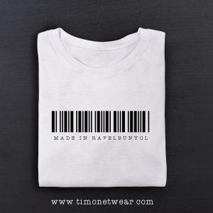 samarreta made in timonet wear